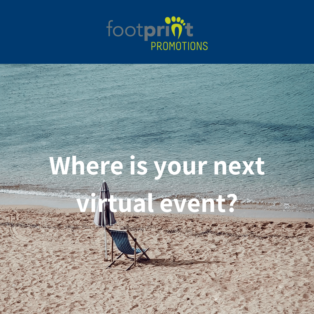 Footprint Promotions - Promotional Products - Virtual Event Giveaways
